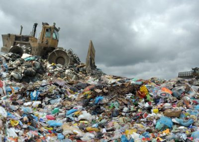 Сбор и утилизация биогаза на полигонах ТБО в Украине